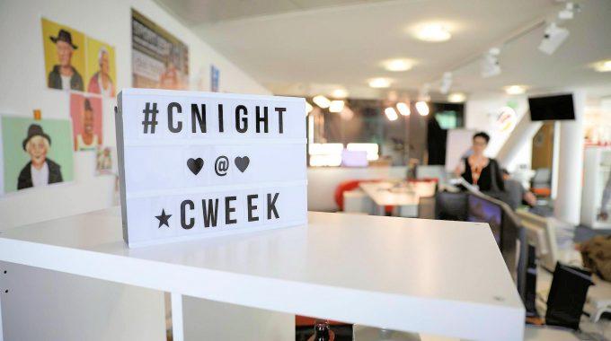 Highlights Der #CWEEK 2017
