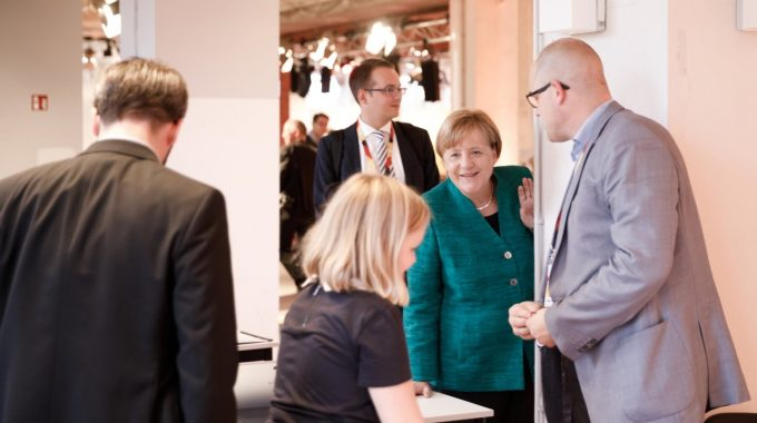 #cnetz Für Angela Merkel – Wahlempfehlung 2017