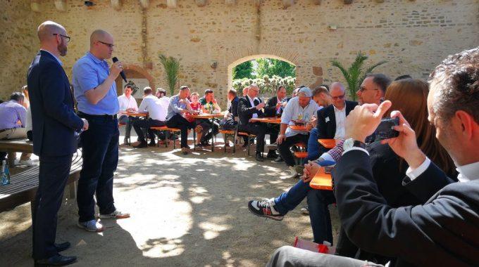 Erweiterter Vorstand Des #cnetz E. V. Gewählt
